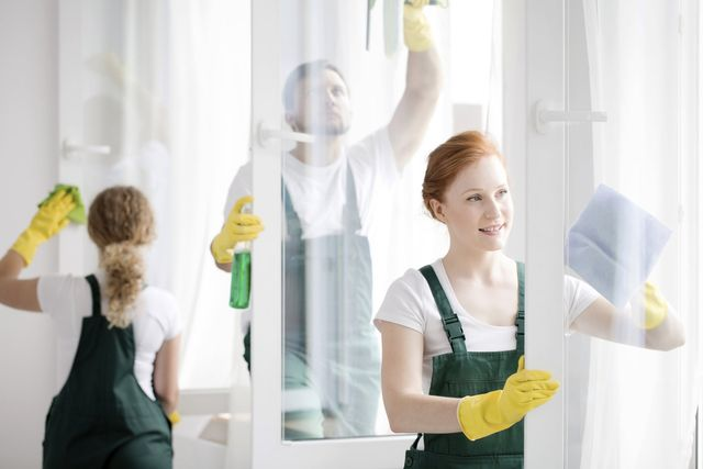 business cleaning services in Wyoming, MI
